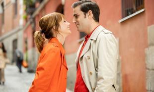 Ingrid García-Jonsson y Fernando Guallar protagonizan la comedia...