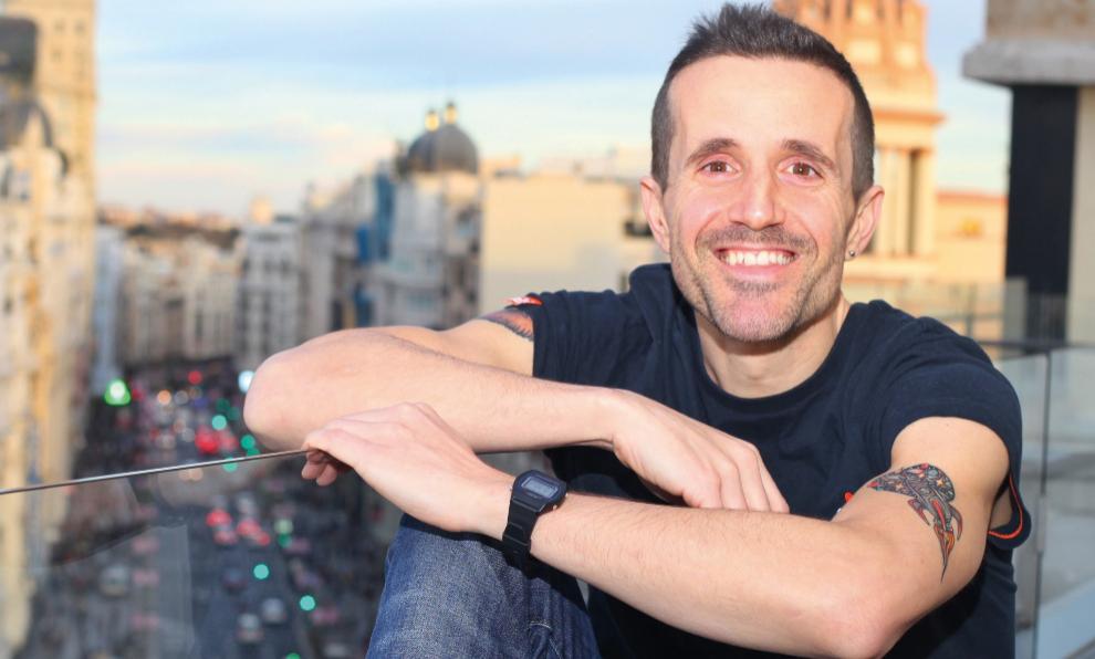 Curro Cañete, autor de Ahora te toca ser feliz