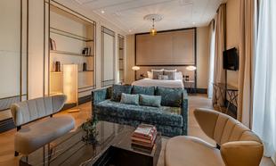 El hotel Coolrooms Palacio de Atocha reabre sus 34 lujosas suites y...