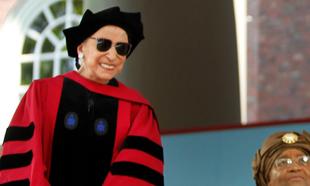 Ruth Bader Ginsburg en una imagen de 2011.