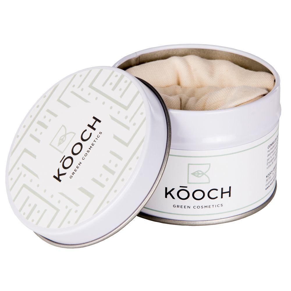 Muselina de Kóoch Cosmetics (15,50 euros, pack de 3 unidades).