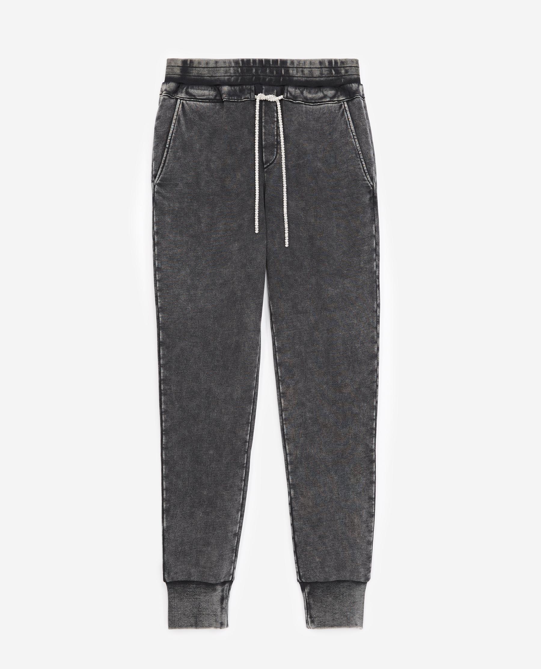 Pantalón de algodón lavado,  Kooples Sport (158 ¤)