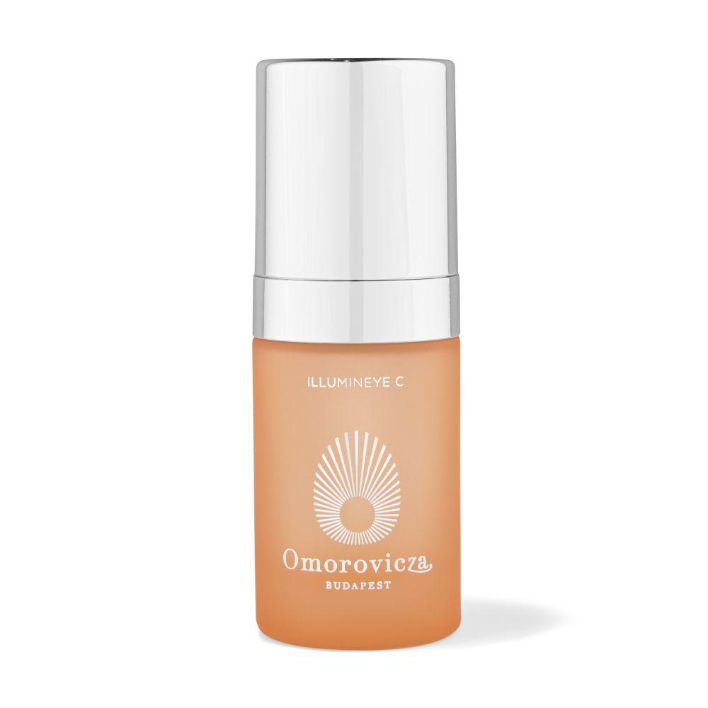 Illumineye C, de Omorovicza, contorno de ojos con vitamina C, retinaldehido y probióticos. (Precio: 105 euros)