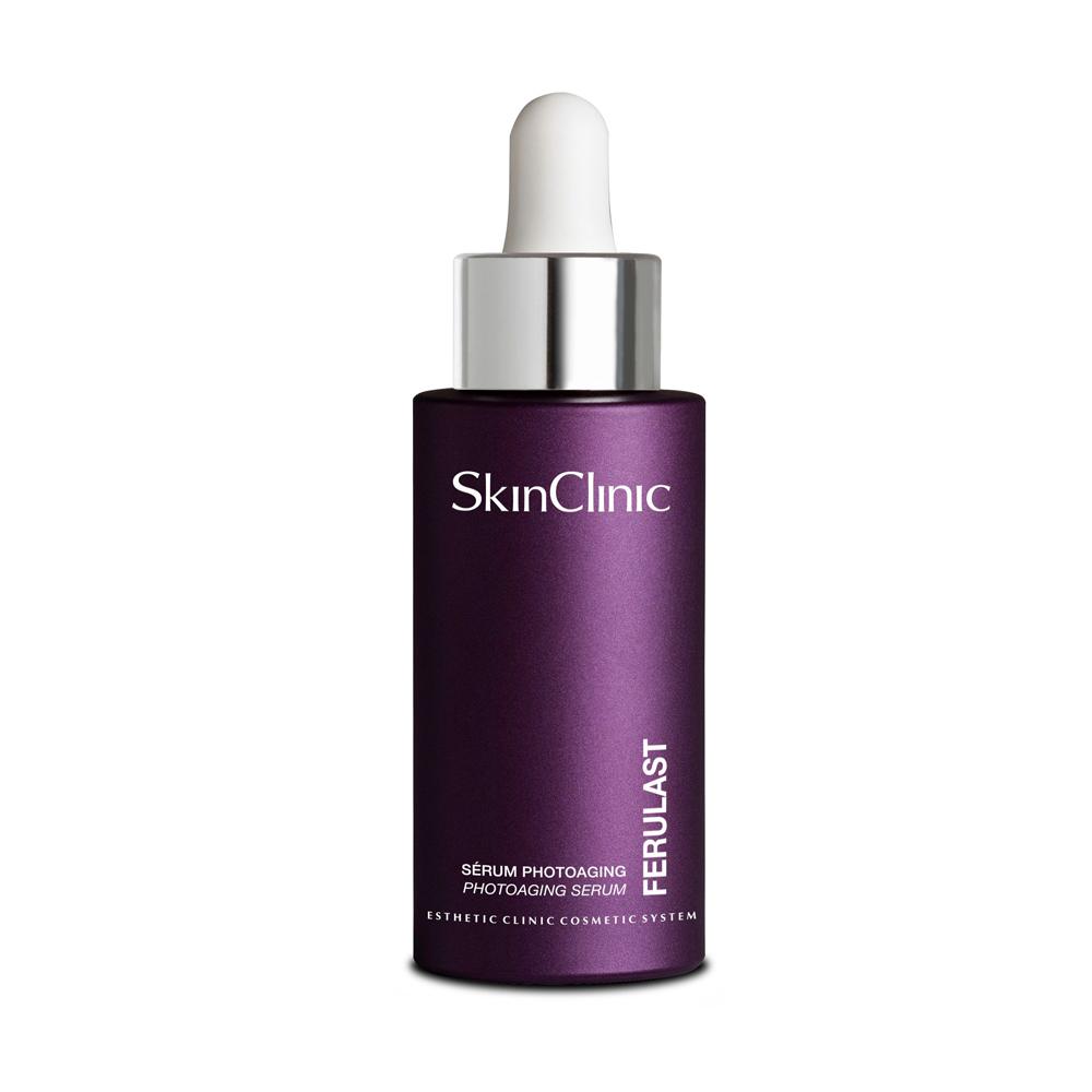 Ferulast de SkinClinic, un sérum multiacción apto para todas las pieles. (Precio: 69 euros)