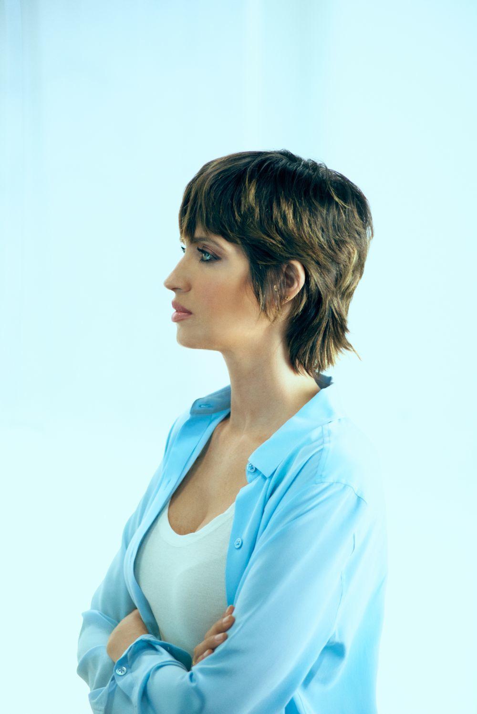 Incluso con el pelo corto, Sara Carbonero luce pelazo luminoso como embajadora de belleza de L'Oréal Paris.