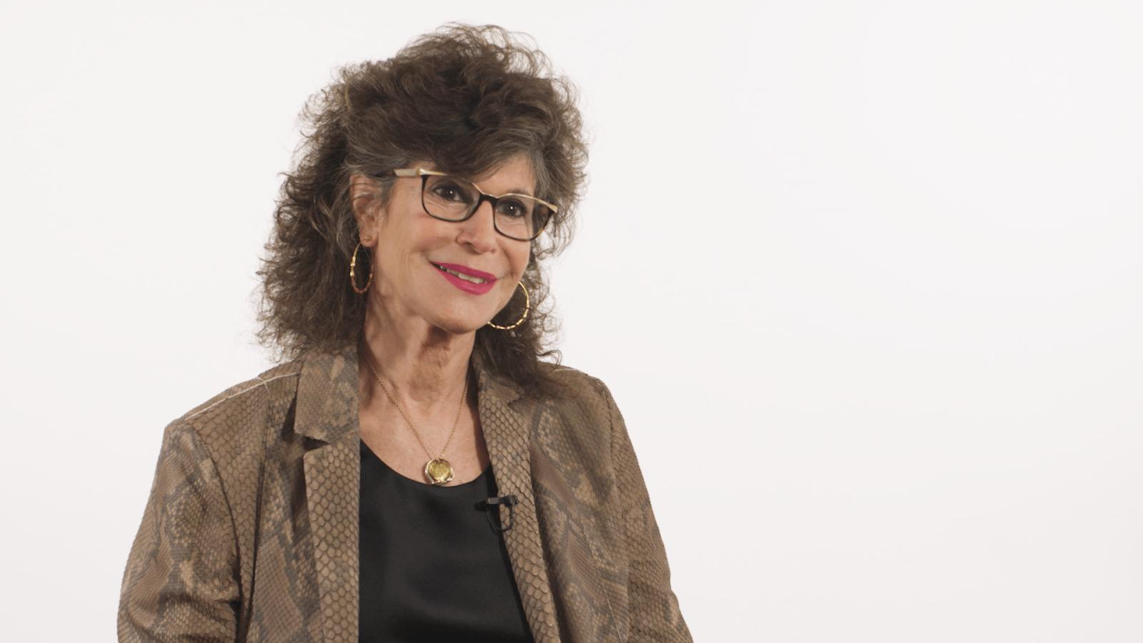 """Soshana Zuboff, socióloga, profesora emérita en la Harvard Business School y escritora estadounidense, en el documental """"The Social Dilemma""""."""