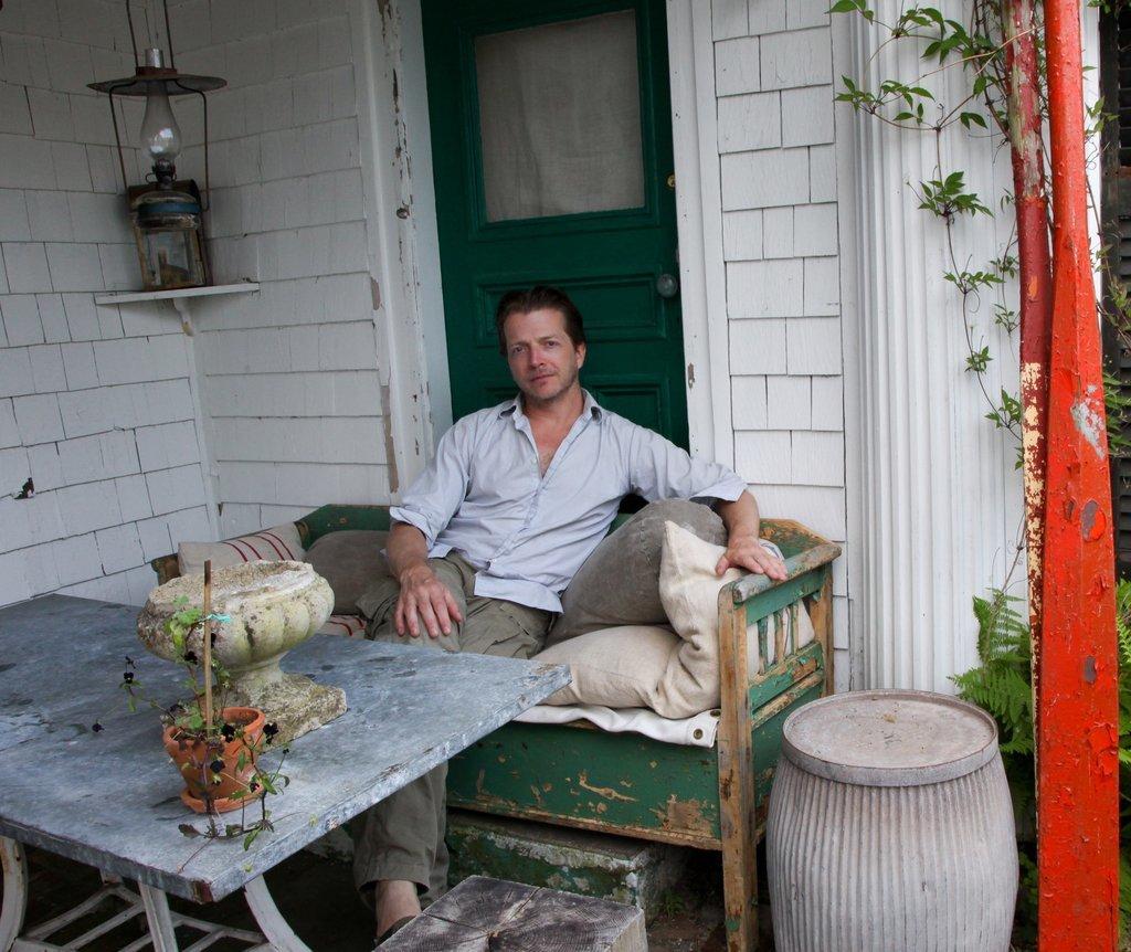 John Derian, el artista.