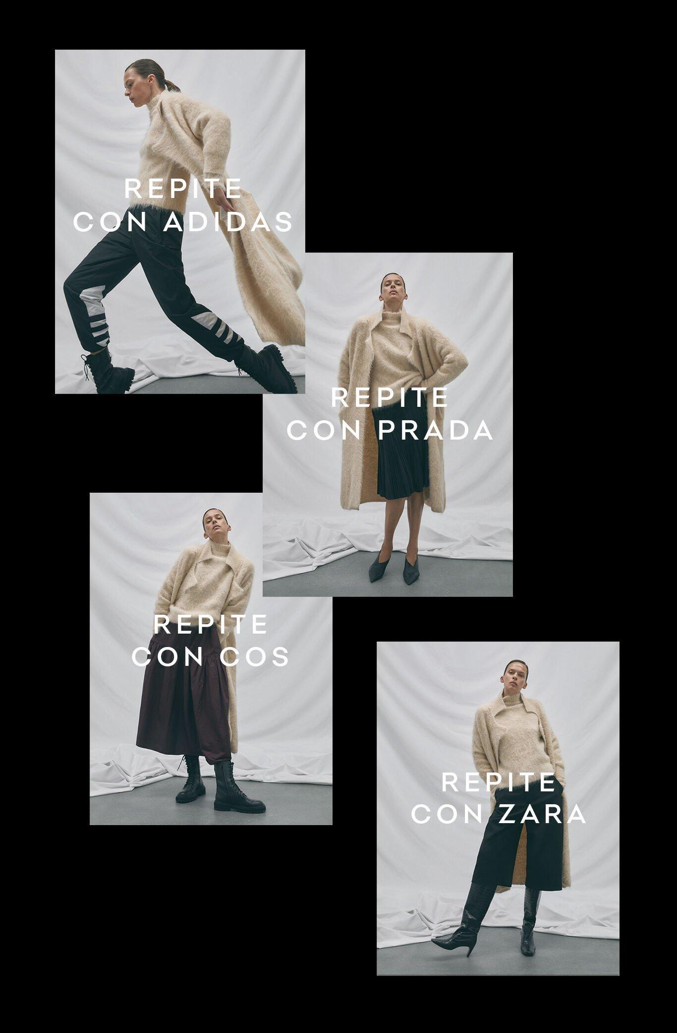 Campaña de Adolfo Domínguez otoño-invierno 2021.