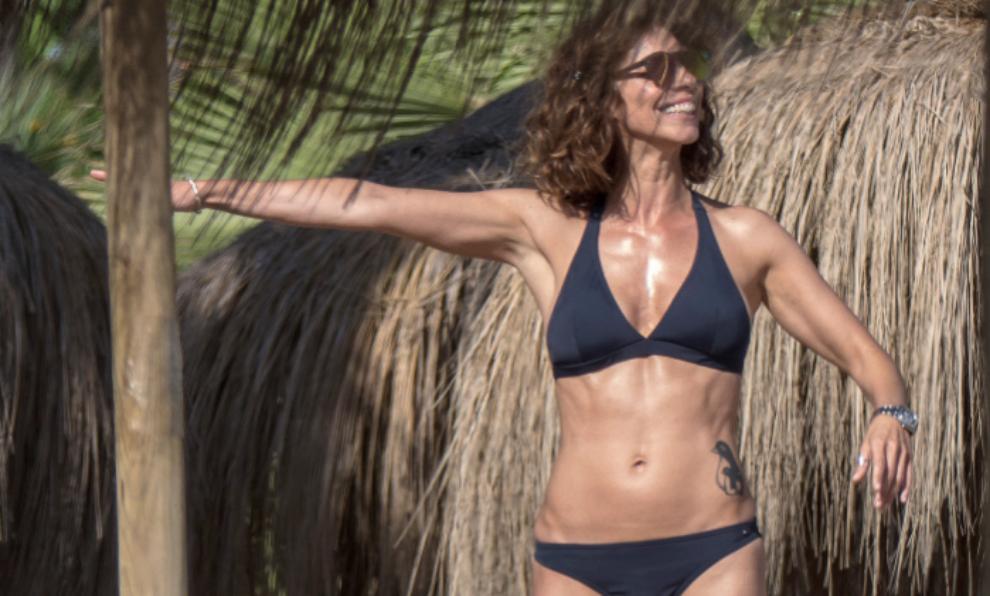 Maribel Verdú acaba de cumplir 50 años.