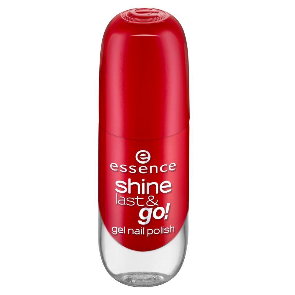 Laca de uñas Shine Last & Go de Essence.