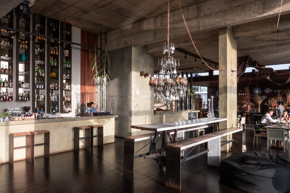 Restaurante del Hotel Areias do Seixo
