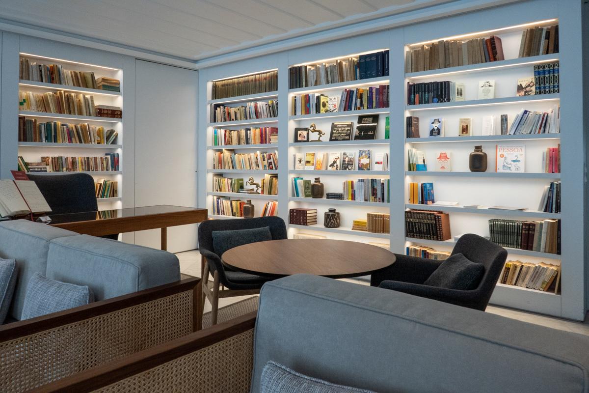 Biblioteca del Pessoa Hotel