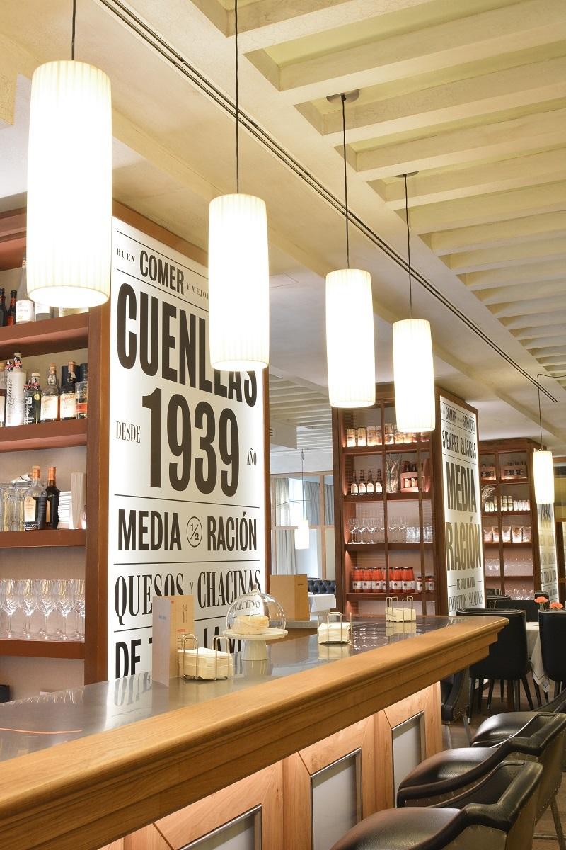 Media Ración es el espacio gastronómico de URSO Hotel & Spa dónde...