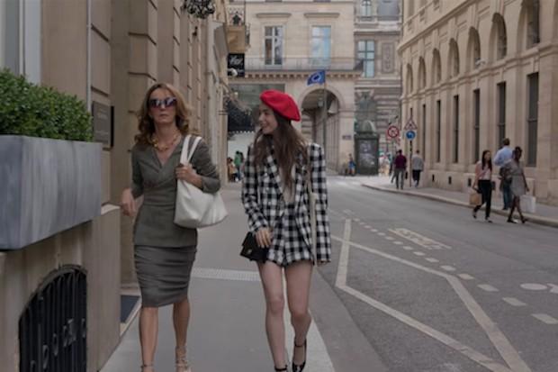 Fotograma Emily in Paris.