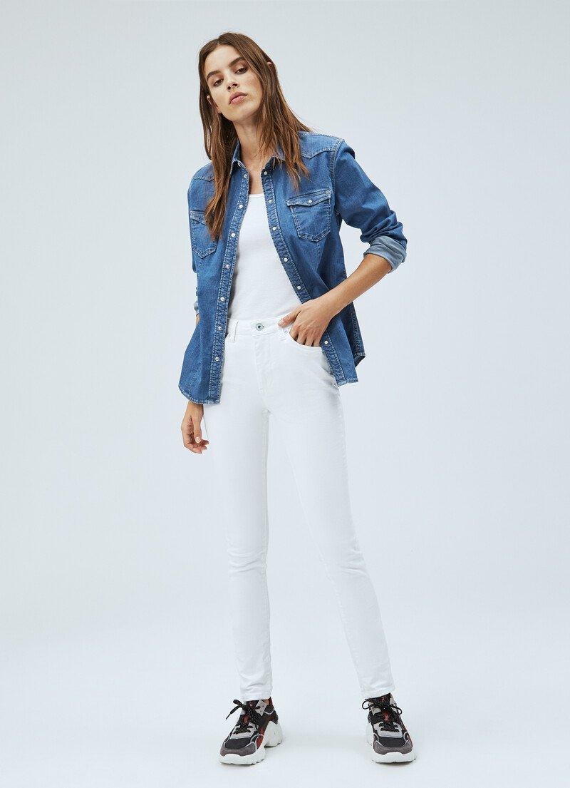 Jeans pitillo de Pepe Jeans.