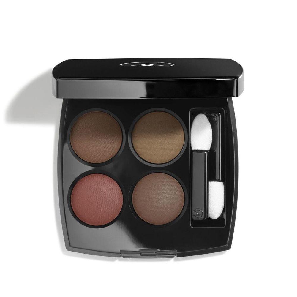 Sombra de ojos Les 4 Ombres Color 268 Candeur et Expérience de Chanel.