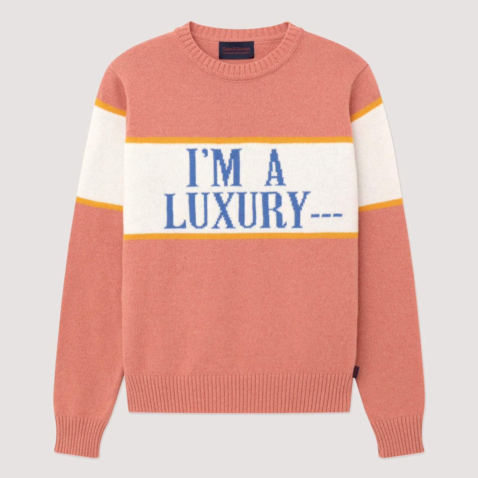 Jersey de lana de Rowing Blazers.