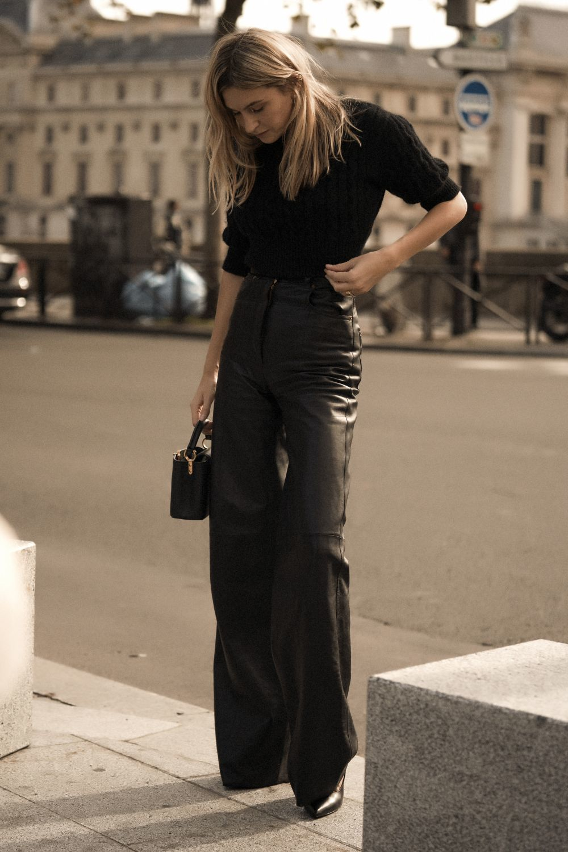 Camille Charriere en París.