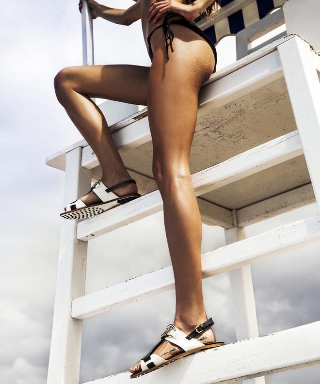 Sigue esta tabla focalizada en los muslos y las piernas y mejorarás...