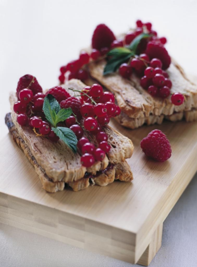 Apúntate a los snacks saludables, con pocas calorías.