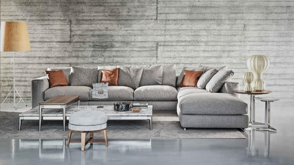 La colección Flexform Indoor 2020 viene plagada de propuestas...