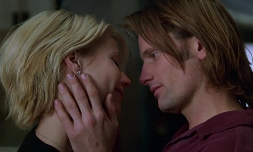 Gwyneth Paltrow y Viggo Mortensen en El crimen perfecto (1998)