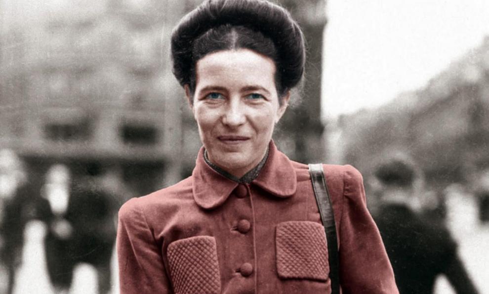 La editorial Lumen publica una novela inédita de Simone de Beauvoir,...