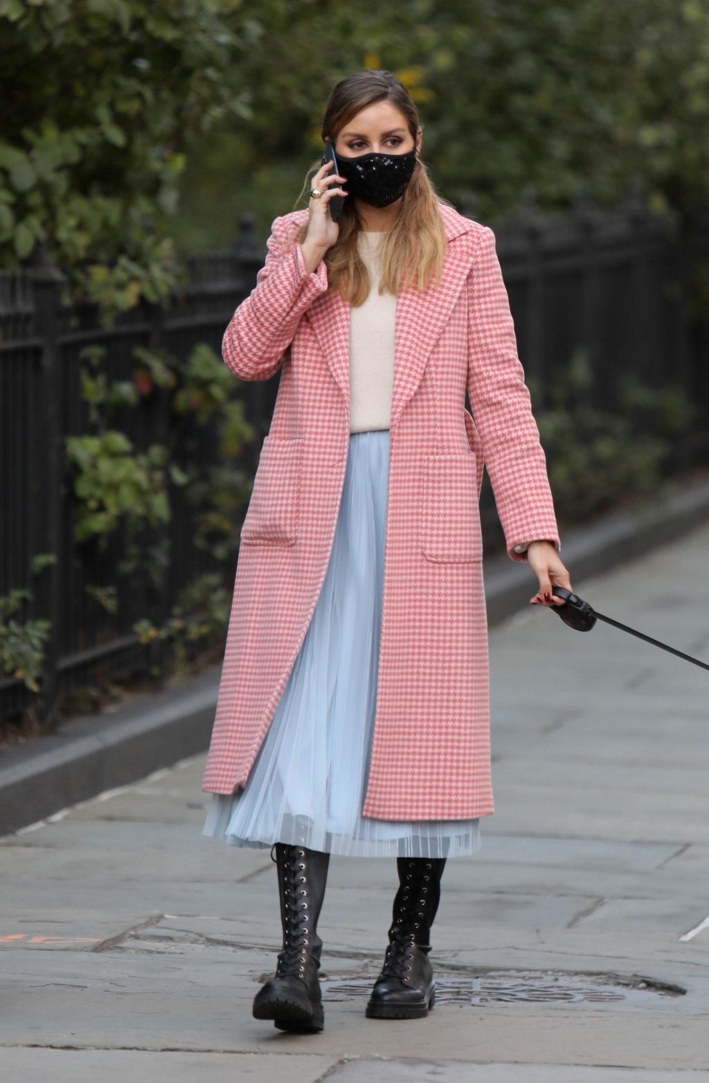 Olivia Palermo tiene las botas definitivas del otoño.