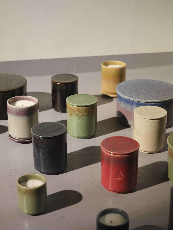 Colección de velas OSYNLIG, de IKEA.