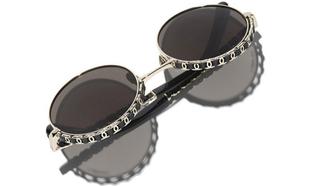 Gafas de sol de Chanel.