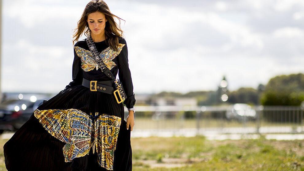 Te puede interesar: Los vestidos plisados más bonitos