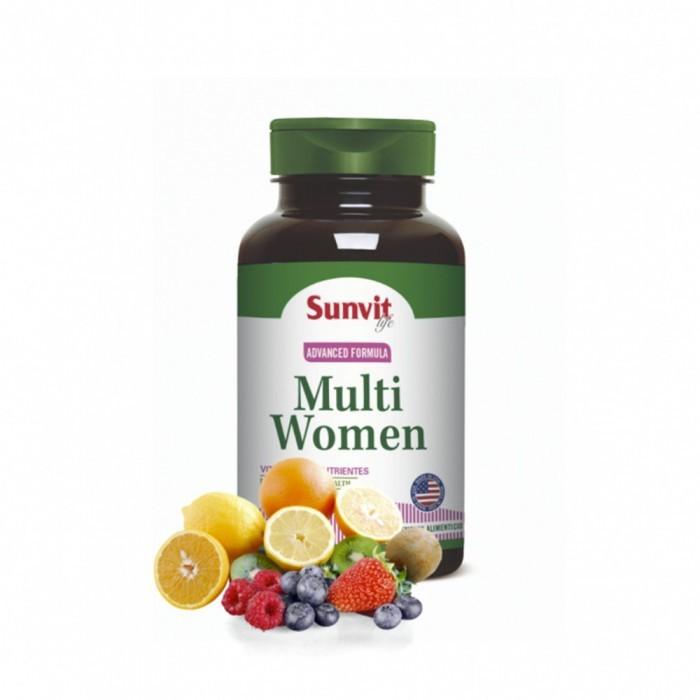 El complemento alimenticio de Sunvit contiene Biotina, vitamina E y A (precio: 14 euros).
