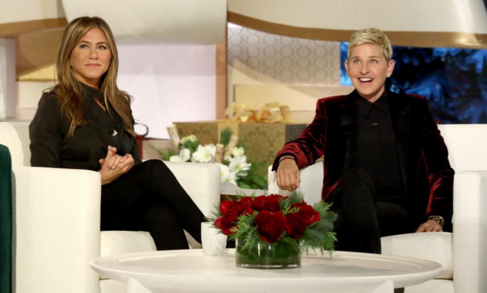 """Ellen DeGeneres en una de sus famosas entrevistas en """"The Ellen..."""