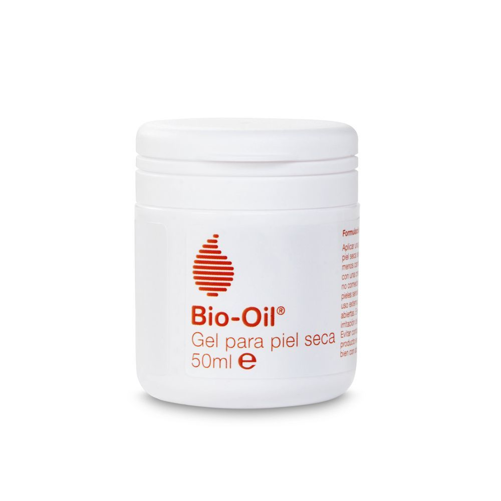 Gel para piel seca Bio Oil.