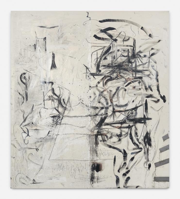 Peppi Bottrop en la galería Heinrich Ehrhardt (Madrid)