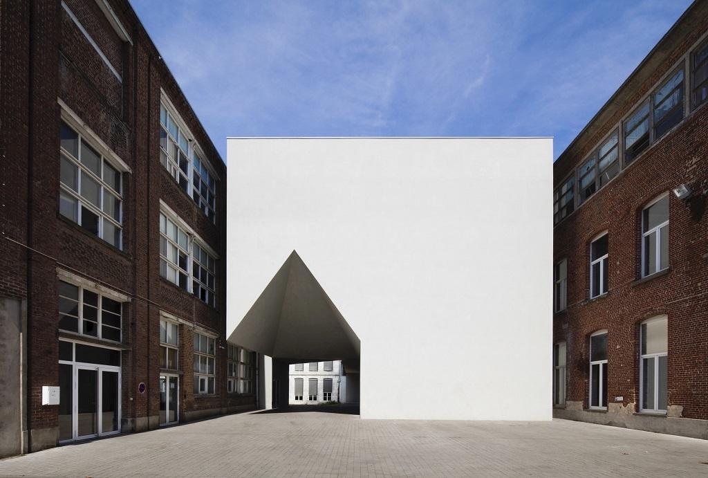 Facultad de Arquitectura de Tournai, Francia.