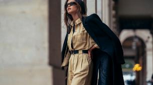 El chaquetón, la alternativa (definitiva) a los abrigos de cuadros y...