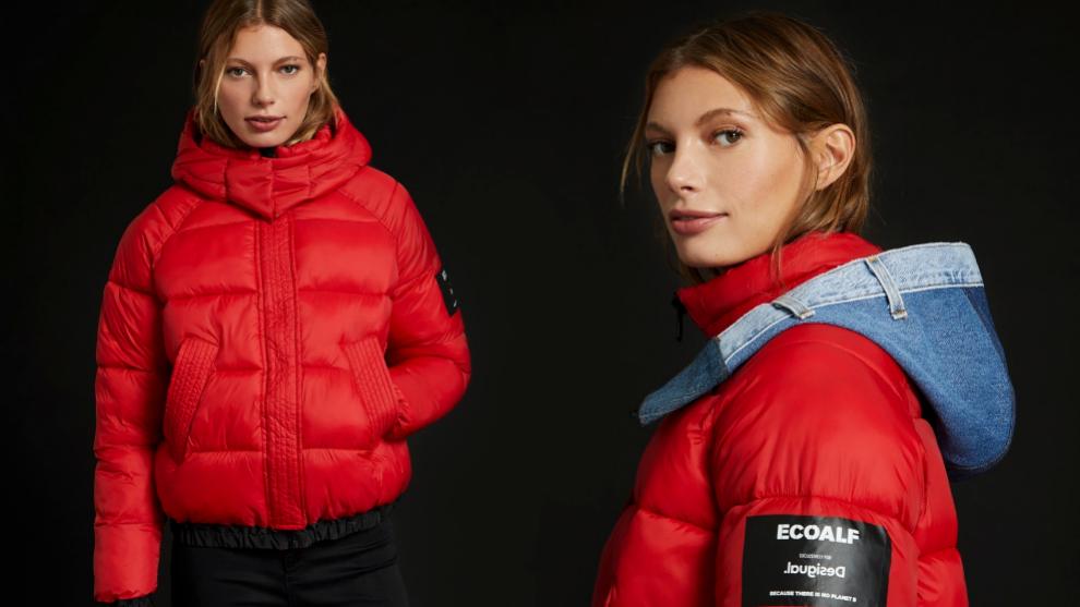 Desigual x Ecoalf FW 2020 es la nueva colección de abrigos...