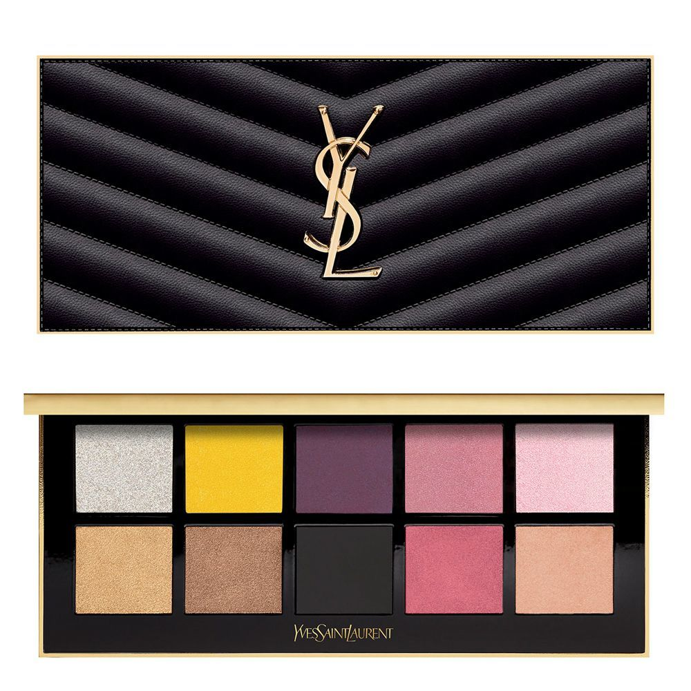 Couture Color Clutch Nº1 Paris de Yves Saint Laurent.