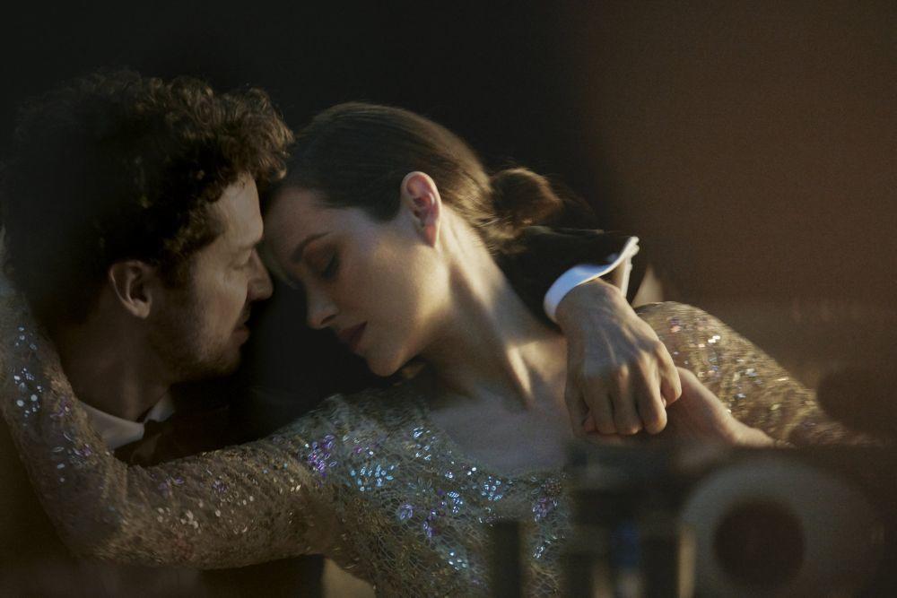 Fotograma del spot de la nueva campaña del perfume Nº5 de Chanel.