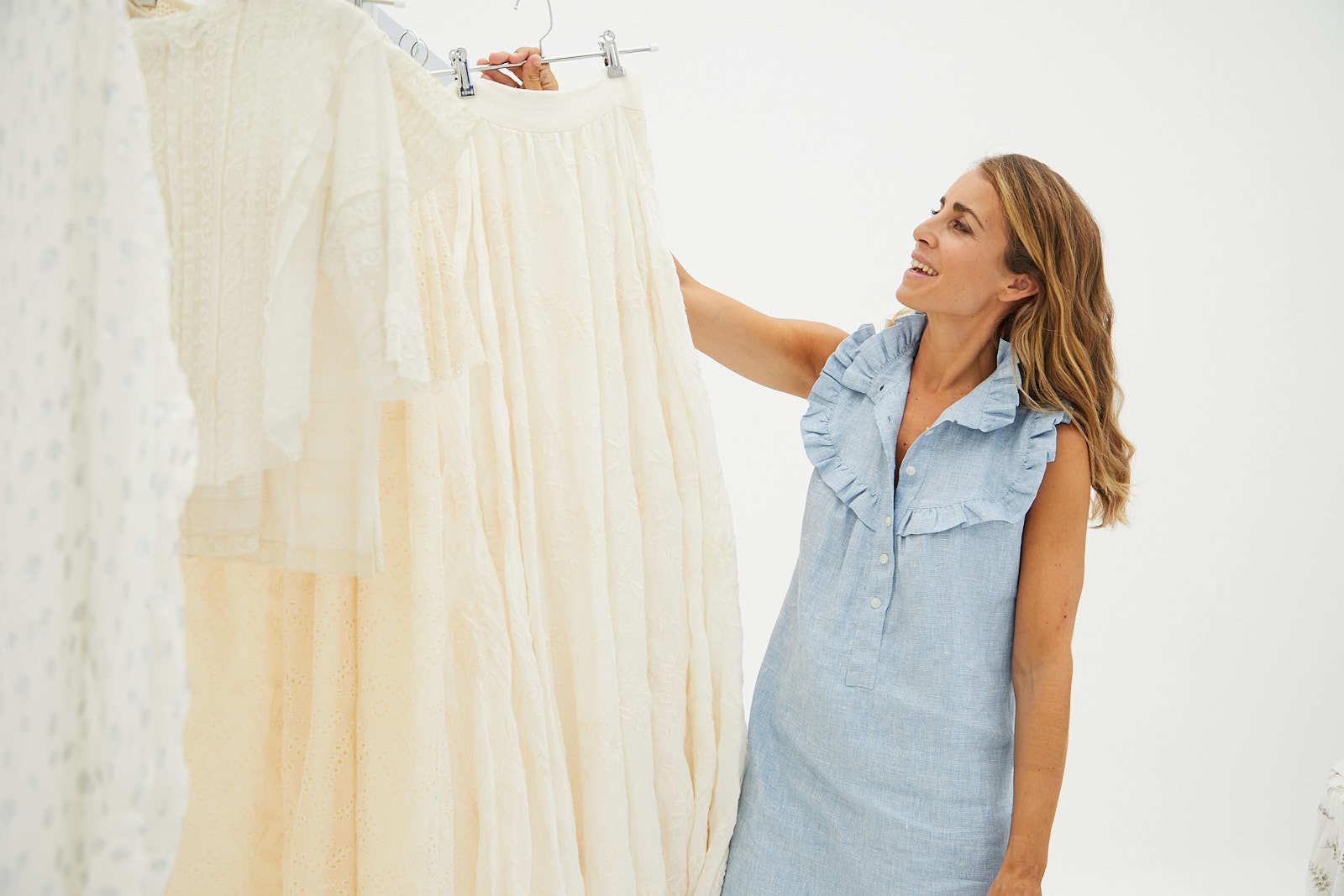Belén Vázquez elegiría un vestido vintage para su boda o confiaría...