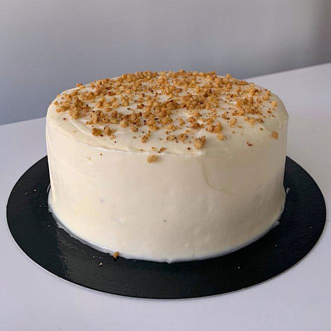 Carrot Cake de Kreisler Kitchen.