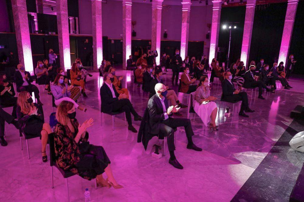 Así fue la gala de los Premios TELVA Belleza 2020 foto a foto.