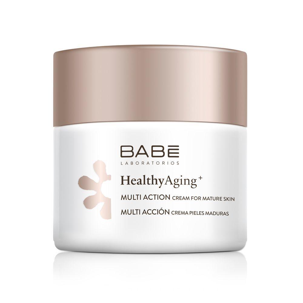 Crema multiacción pieles maduras de Babé.