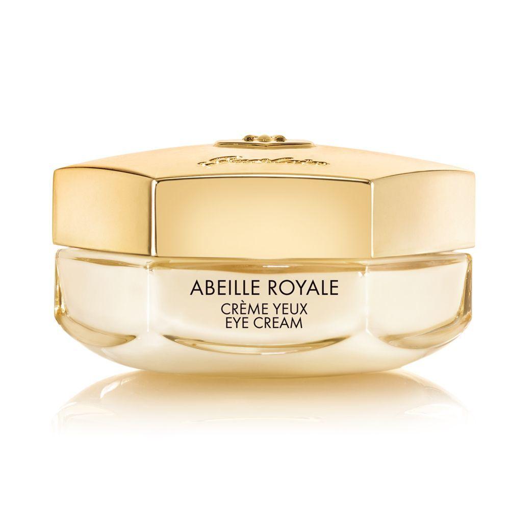 Crema de ojos Abeille Royale de Guerlain.