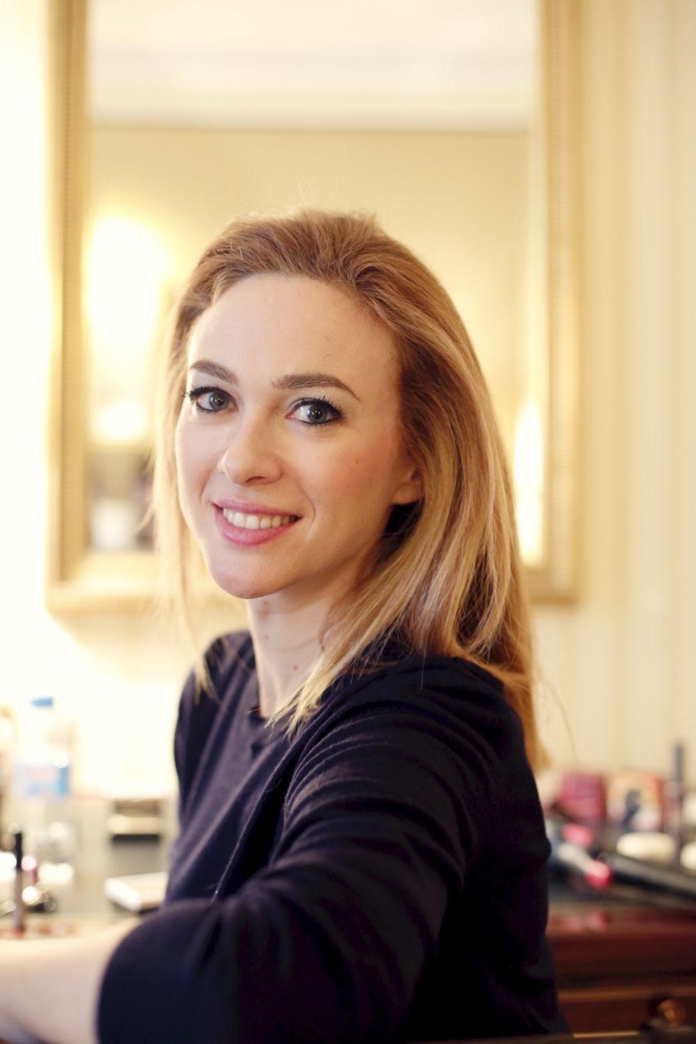 La actriz Marta Hazas.