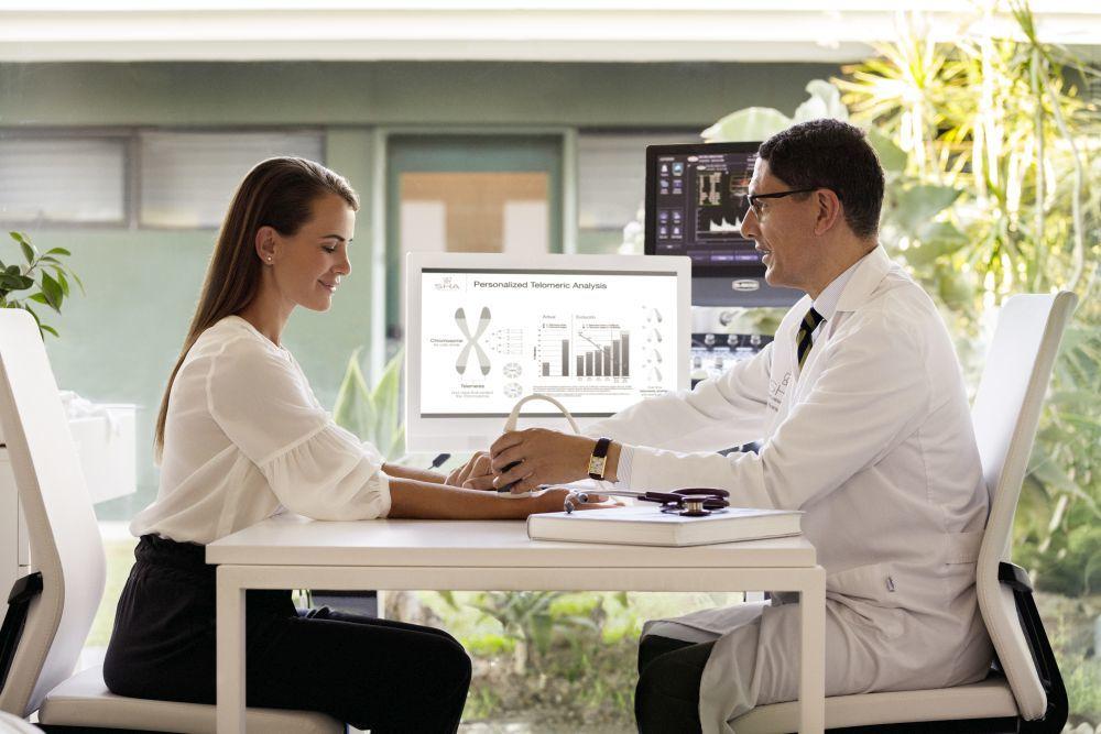 En Sha Wellness Clinic cuentan con diferentes unidades para tratar cada área de salud, como la Consulta de Medicina Revitalizante.