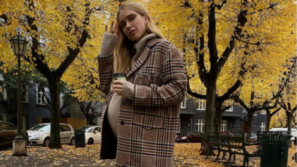 Pernille Teisbaek dará a luz a su tercer hijo en las próximas...