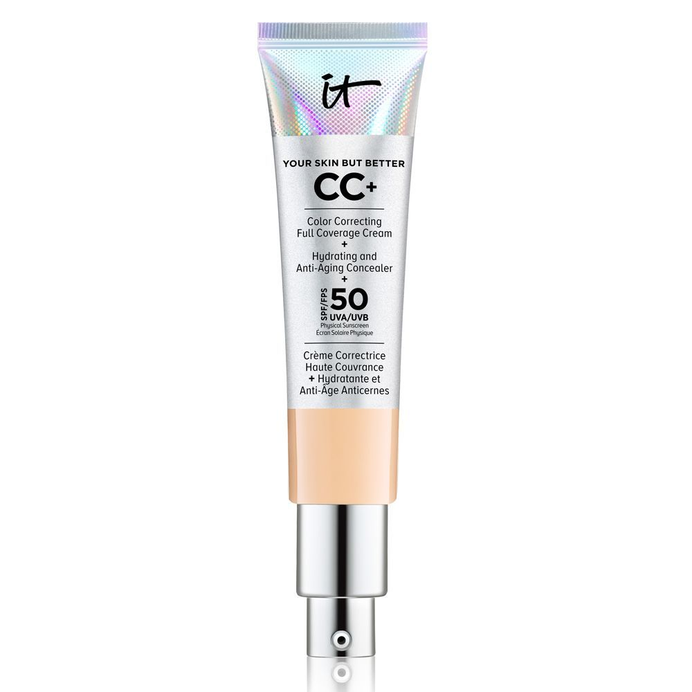 CC Cream Your Skin But Better de It Cosmetics (41,95 euros). A la venta exclusivamente en Douglas.
