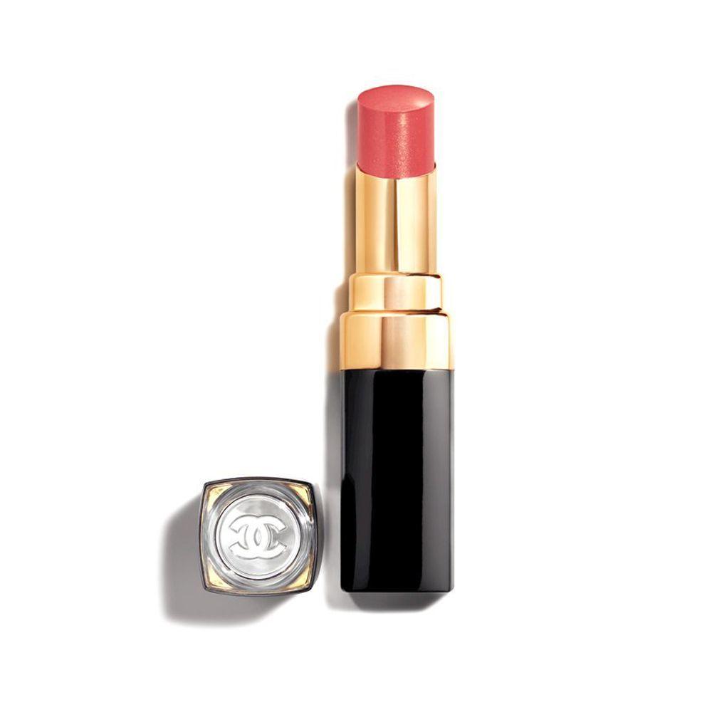 Rouge Coco Flash en el tono Flushed de Chanel.